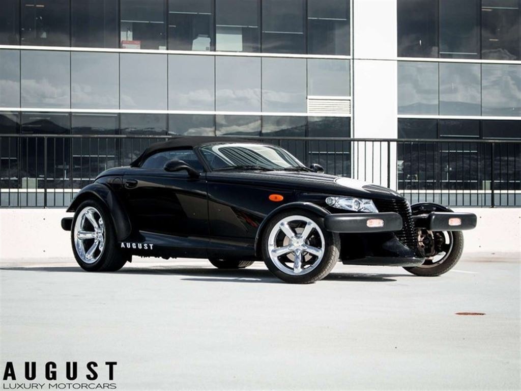 Pre-Owned 2000 Plymouth Prowler Convertible