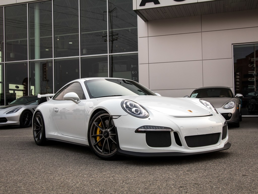 Pre-Owned 2014 Porsche 911 GT3 Coupe in Kelowna #ACO-1157* | August ...