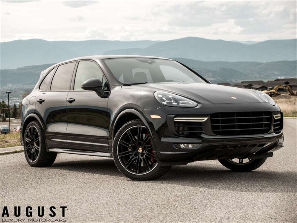 Pre-Owned 2017 Porsche Cayenne GTS 4dr All-wheel Drive