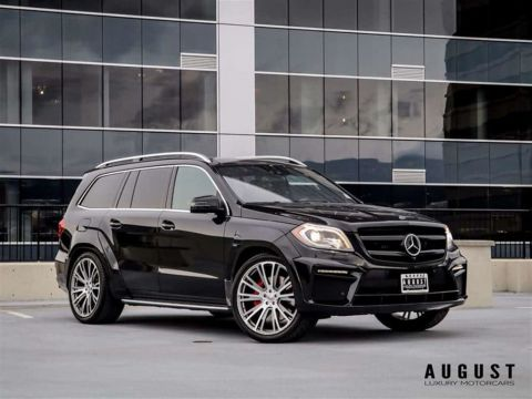 Pre-Owned 2016 Mercedes-Benz GL-Class BRABUS AMG 63 4MATIC