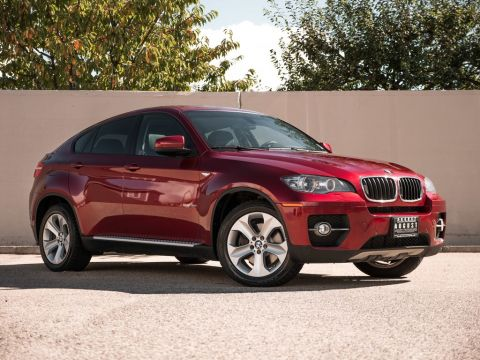 Pre-Owned 2009 BMW X6 xDrive35i