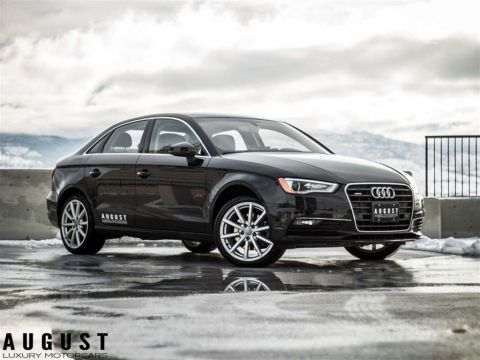 Pre-Owned 2016 Audi A3 2.0T Progressiv 4dr All-wheel Drive quattro Sedan