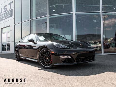 Pre-Owned 2013 Porsche Panamera GTS